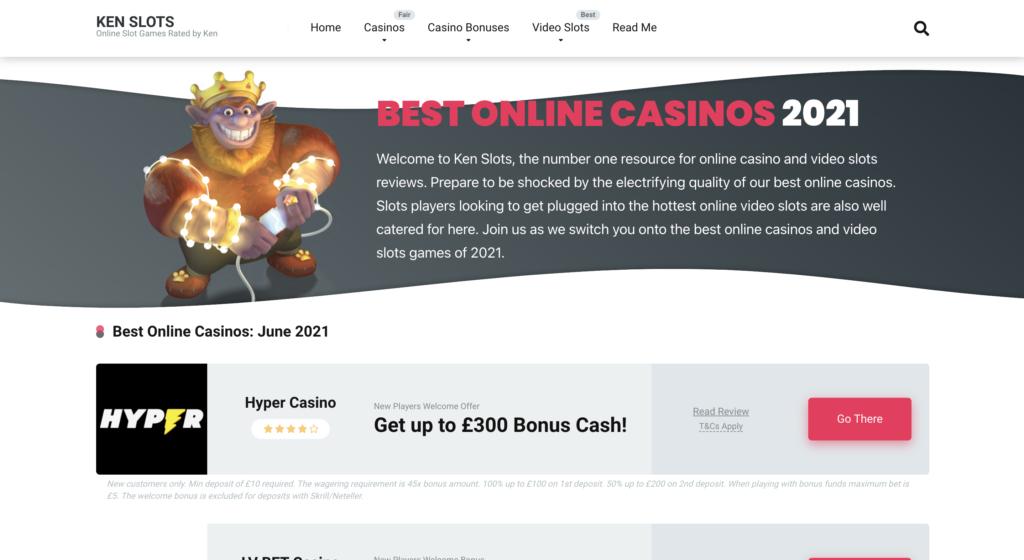 casino affiliate website