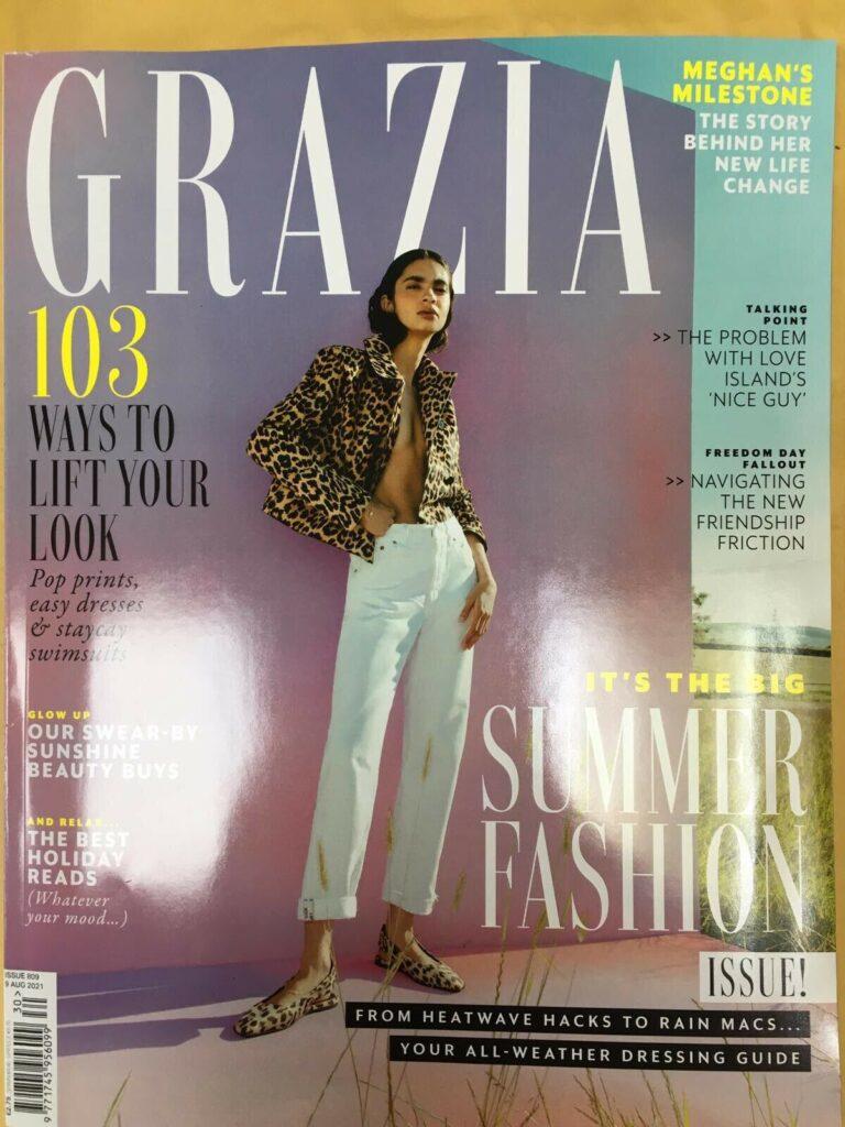great magazines grazia magazine