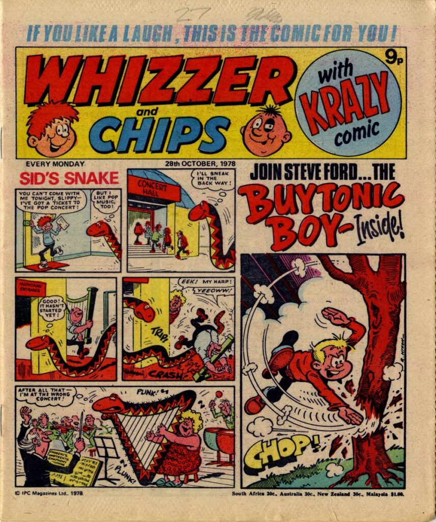 great magazines whizzer and chips