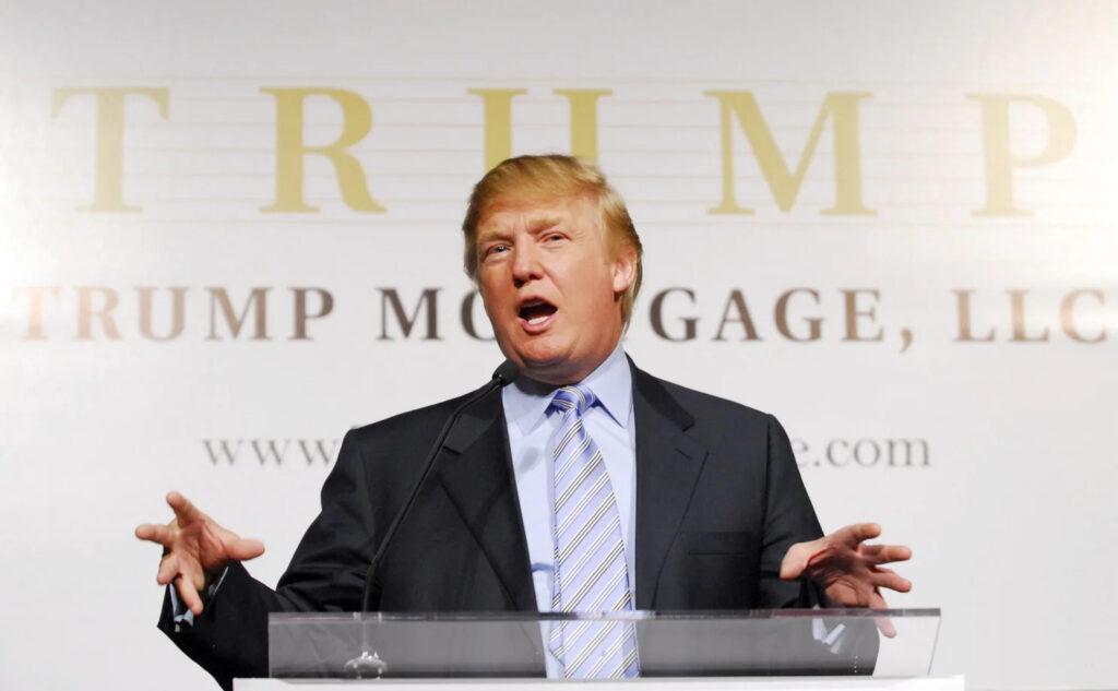 Donald Trump Mortgage Company