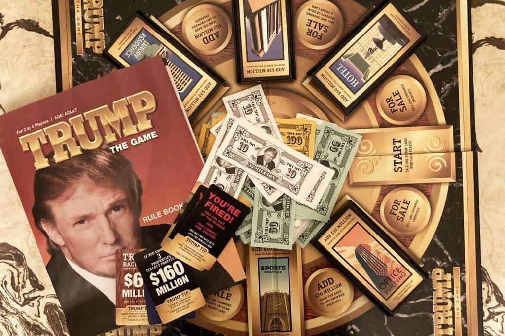 Donald Trump the Board Game!